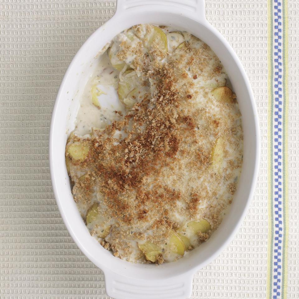 Scalloped Potatoes EatingWell Test Kitchen