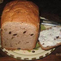 Oz's Banana-Nut and Raisin Bread for ABM