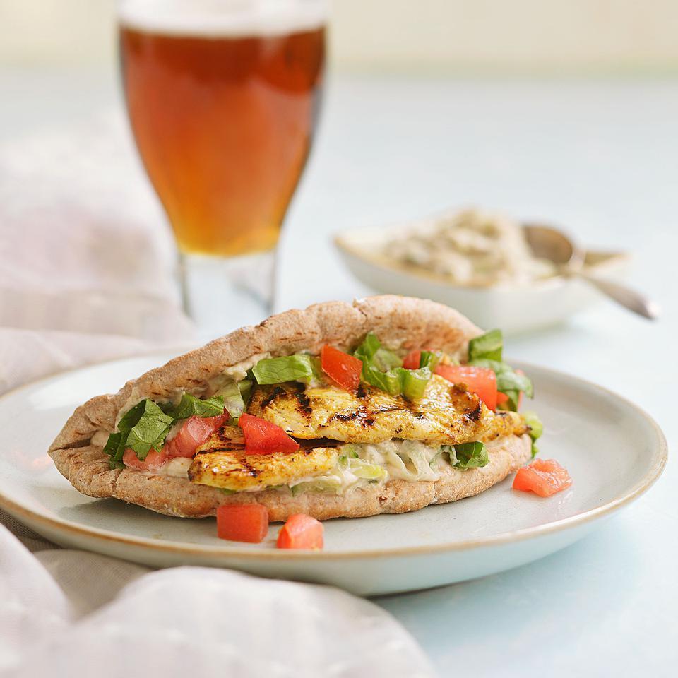 Chicken Shawarma EatingWell Test Kitchen