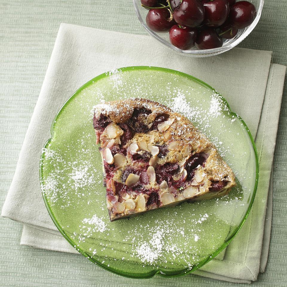 Puffed Cherry Pancake Carolyn Malcoun