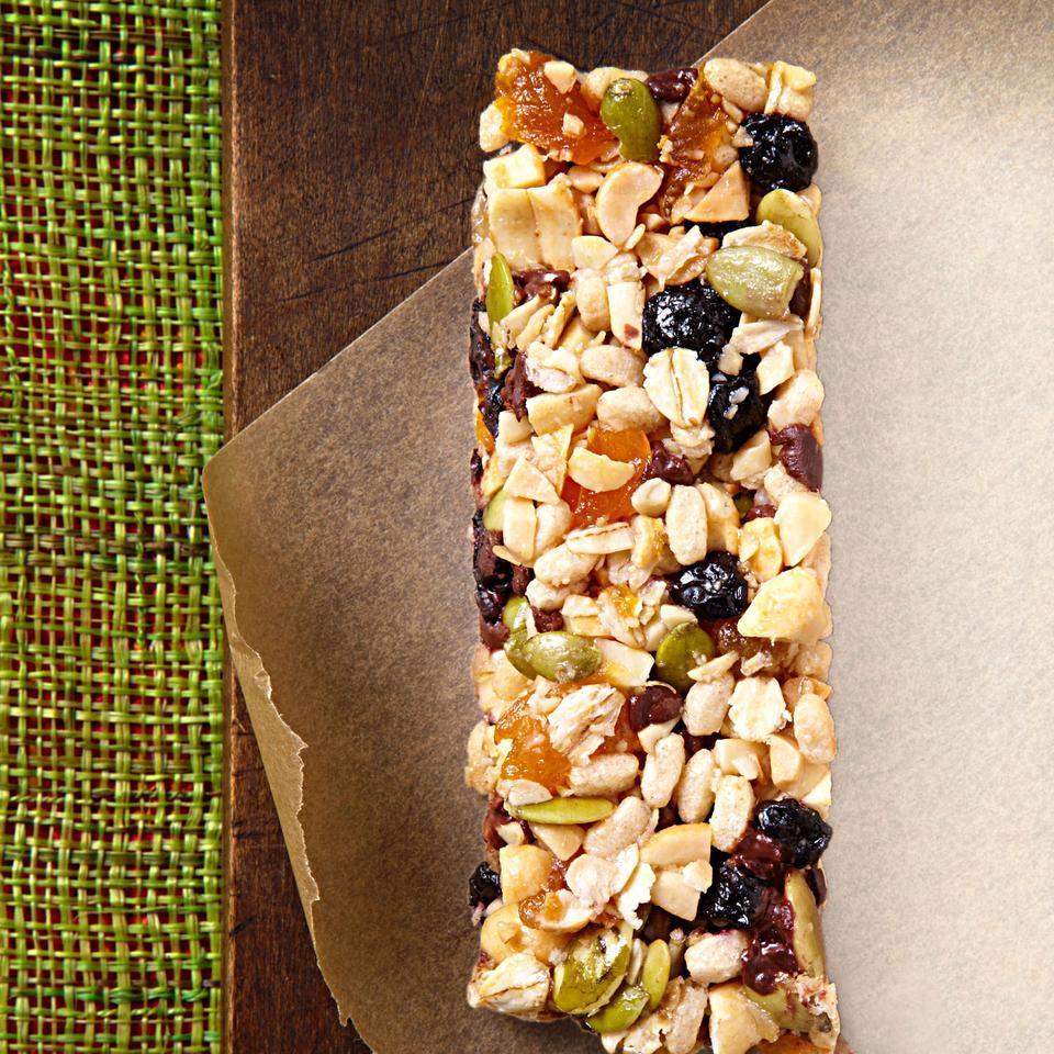 EatingWell Energy Bars EatingWell Test Kitchen