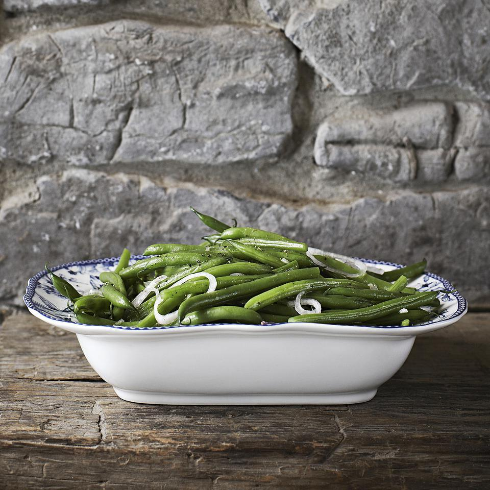 Sweet & Sour Green Beans Lia Huber