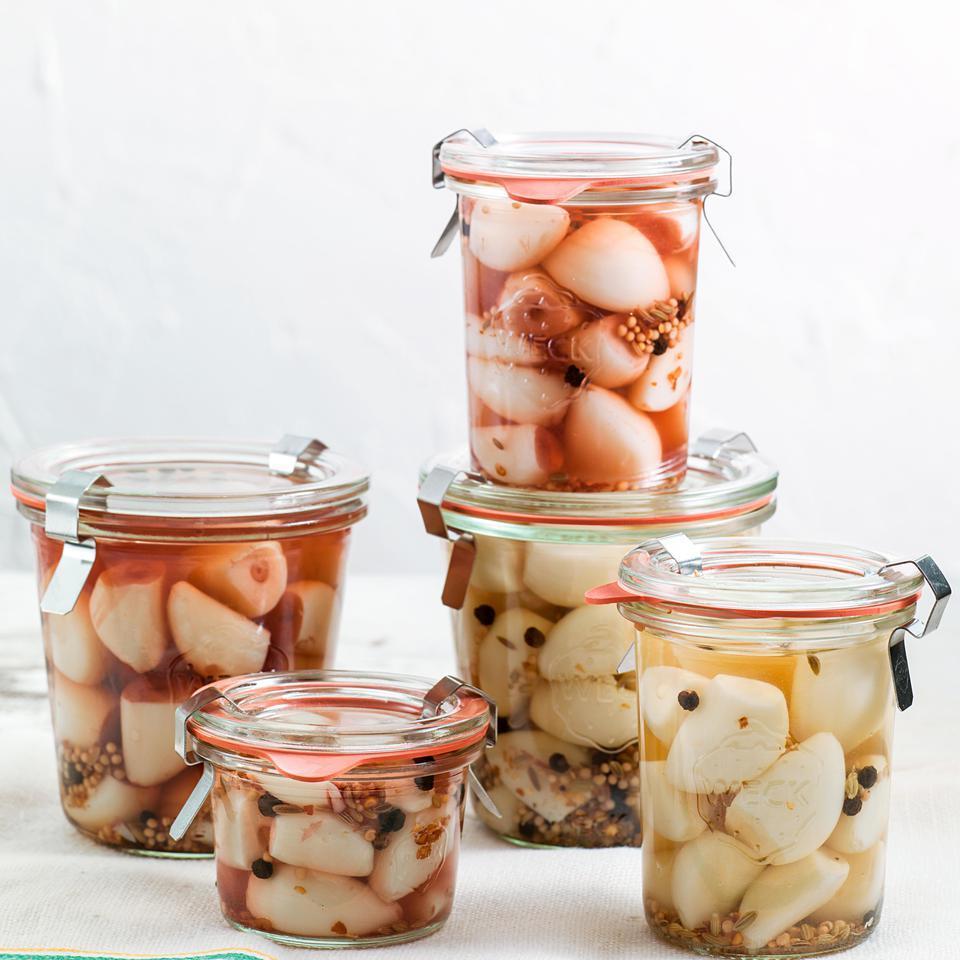 Pickled Garlic Cloves Kathy Gunst