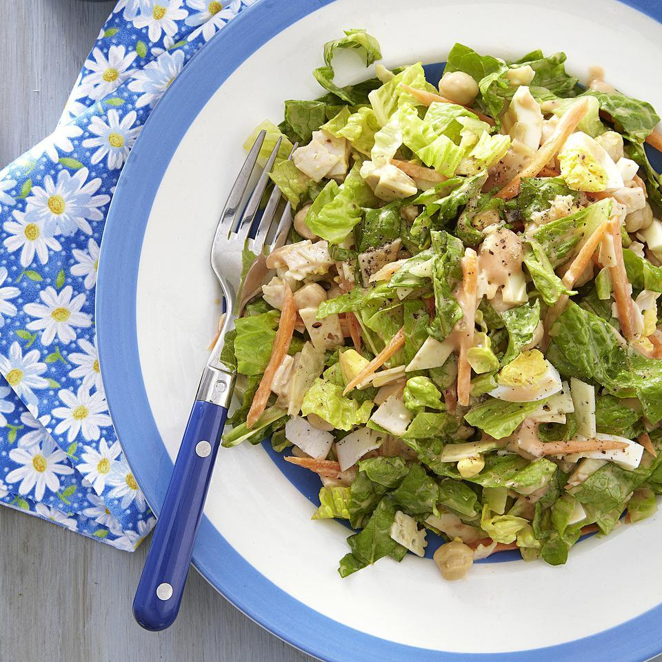 Chopped Chef's Salad EatingWell Test Kitchen