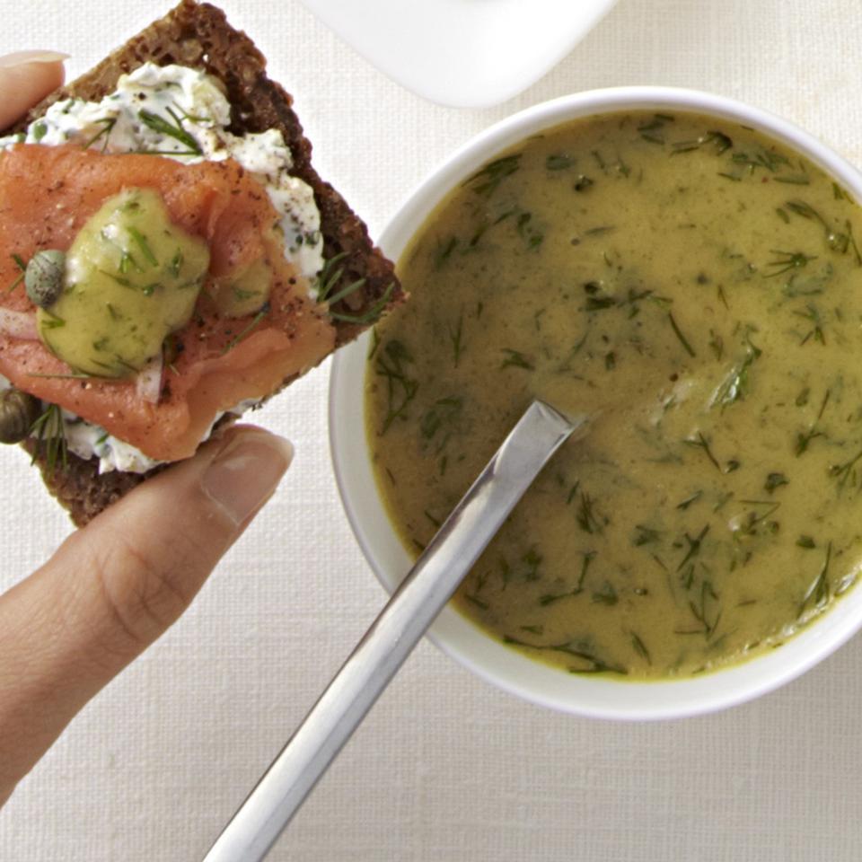 Dill Mustard Sauce EatingWell Test Kitchen