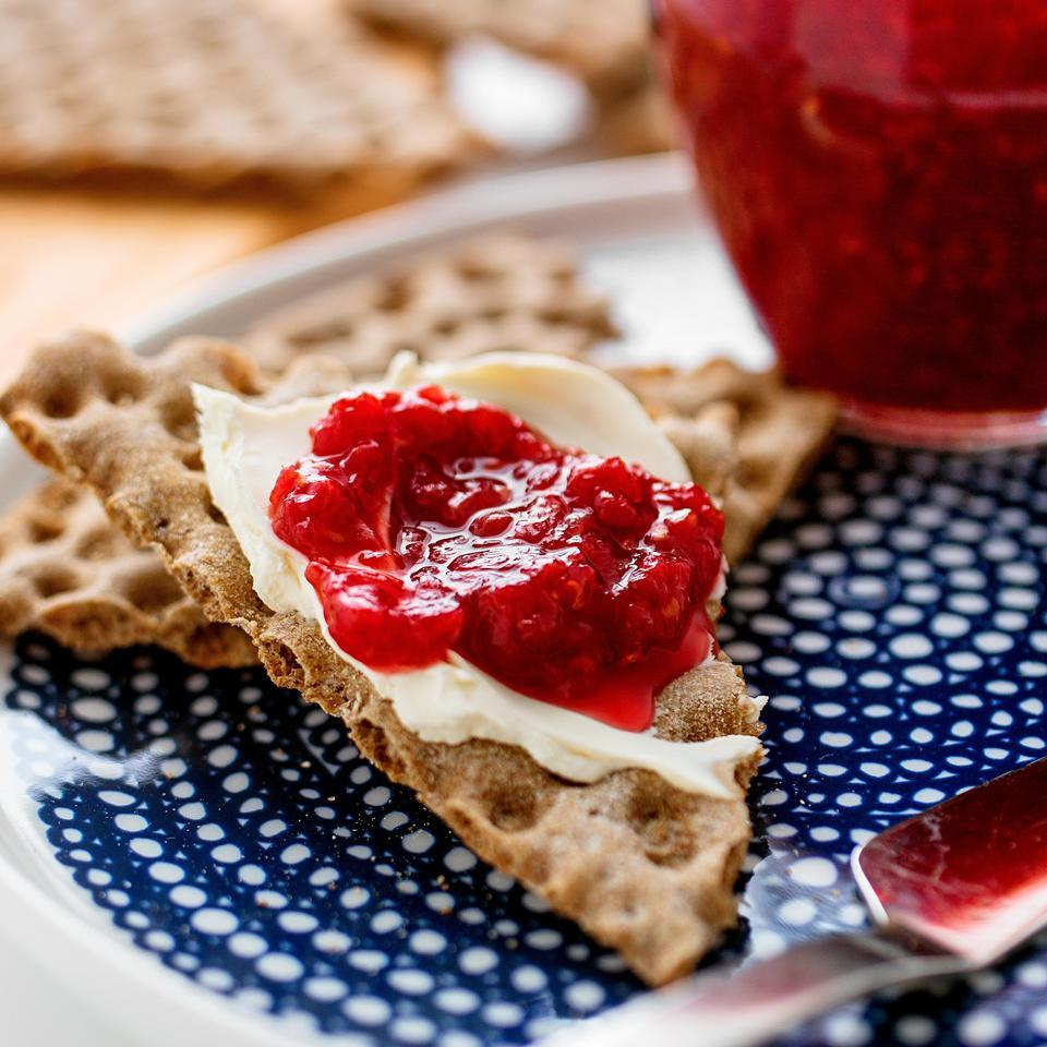 Rose Petal-Raspberry Jam Darra Goldstein