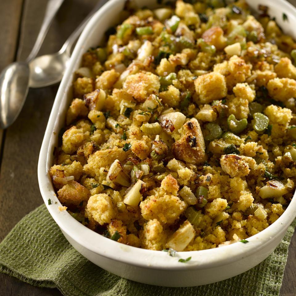Herbed Cornbread Stuffing Mary Cleaver