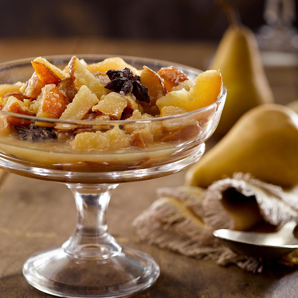 Ginger & Pear Chutney Mary Cleaver