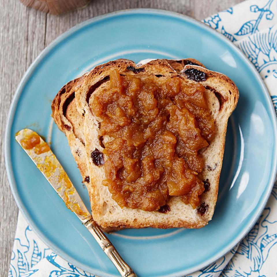 Slow-Cooker Chai Apple Butter Carolyn Malcoun