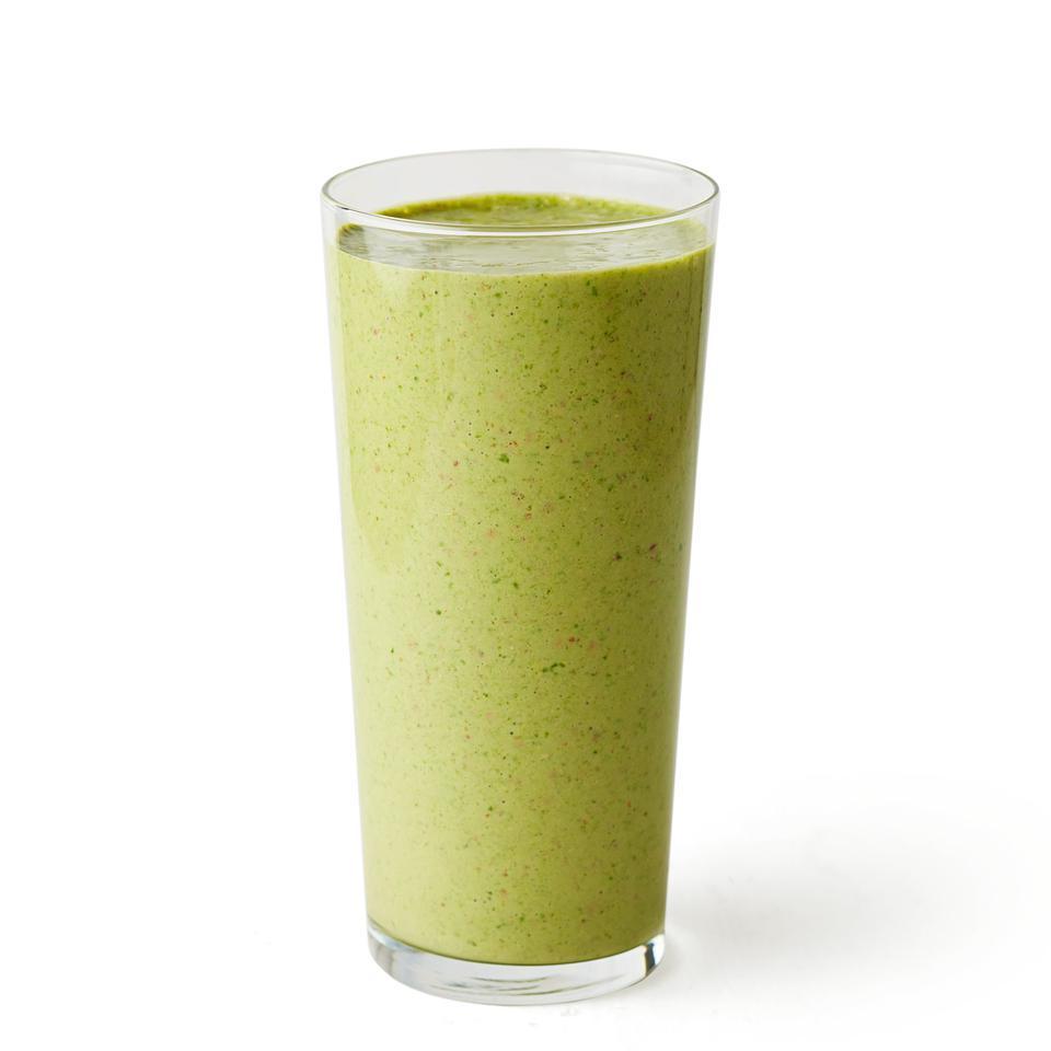 Strawberry-Banana Green Smoothie Sara Haas, R.D.N., L.D.N.