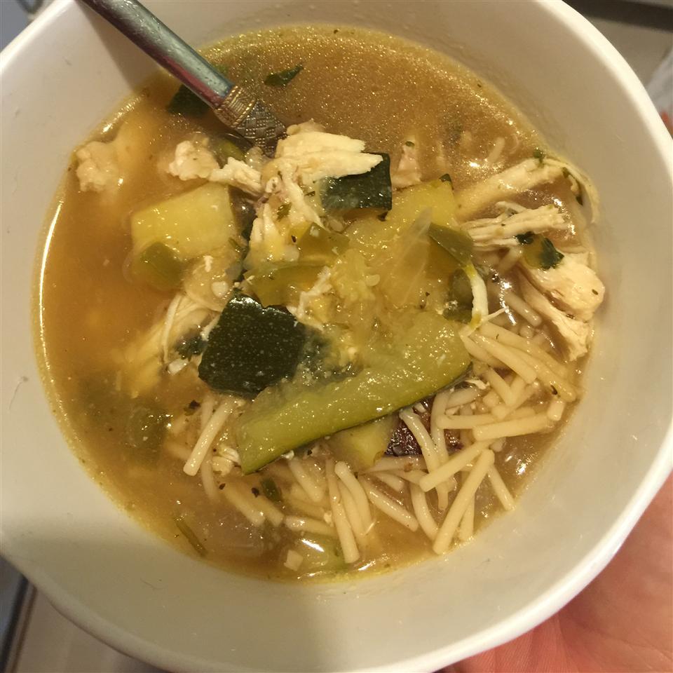 Caldo De Pollo (Mexican Chicken Soup) n0ryg