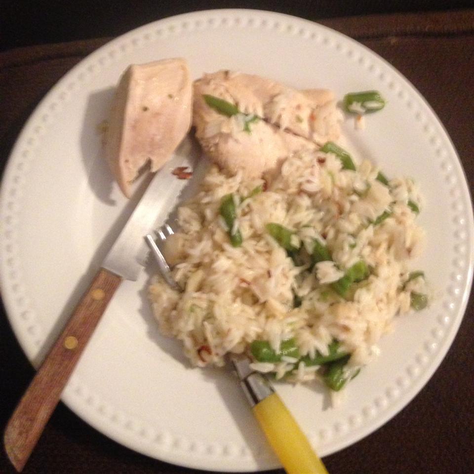 30 Minute Almond Chicken by Minute(R) Rice praybones