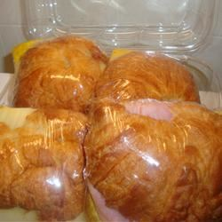 Make-Ahead Baked Egg Sandwiches amandak23k