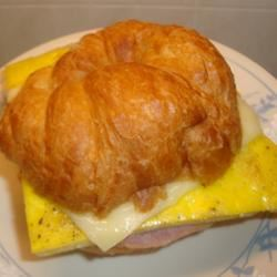 Make-Ahead Baked Egg Sandwiches