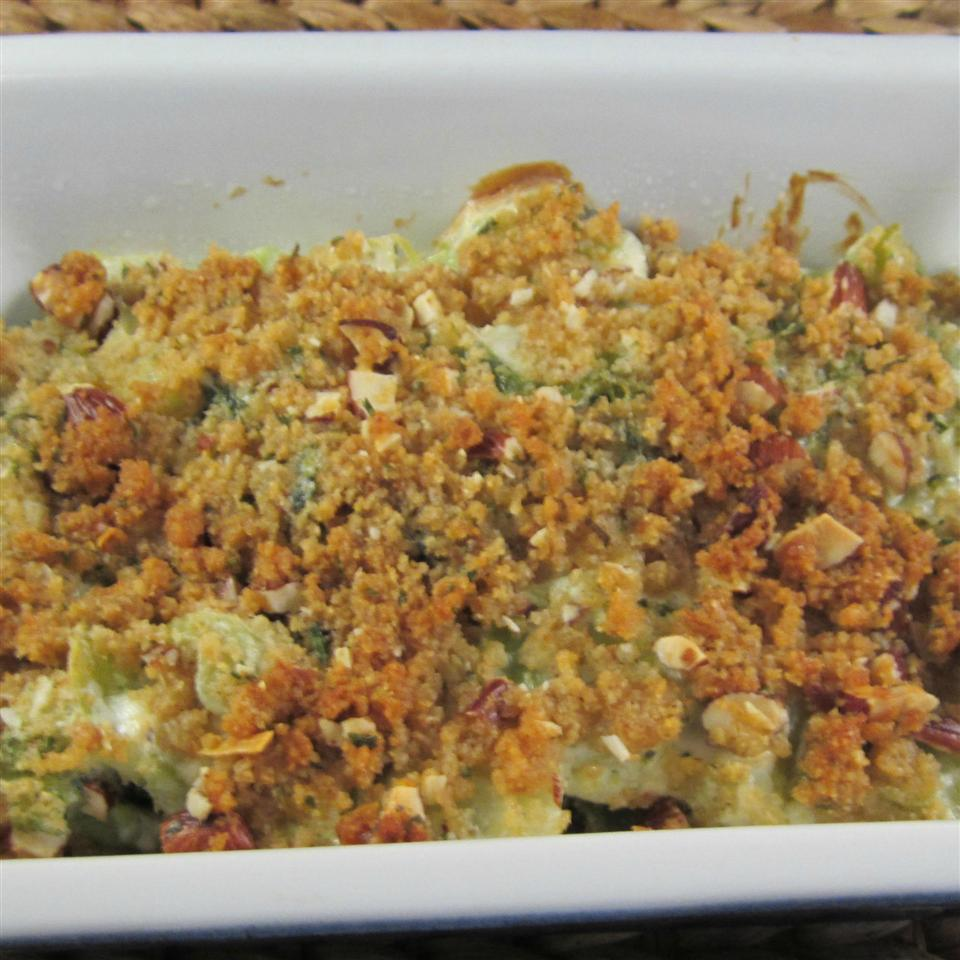 Betty's Broccoli Casserole