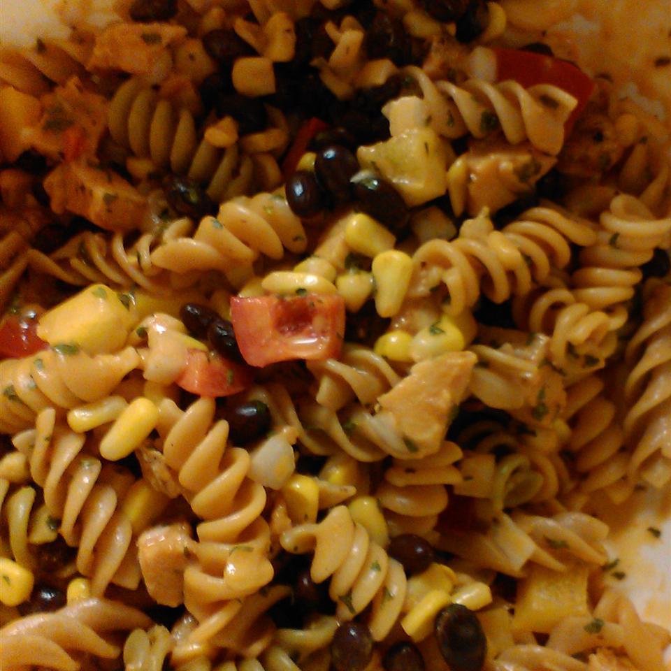Barbeque Chicken Pasta Salad Kristen