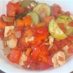 Quick Chicken Stew amandak23k