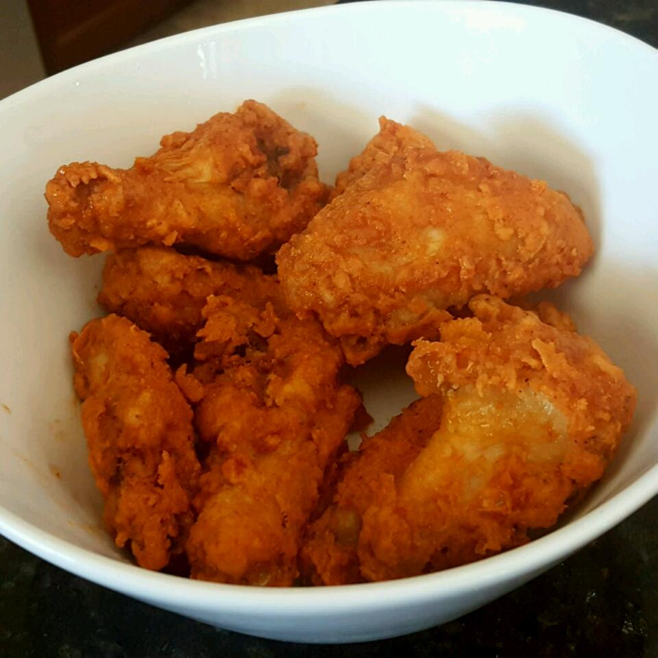 Fried Chicken Wings Recipe Allrecipes