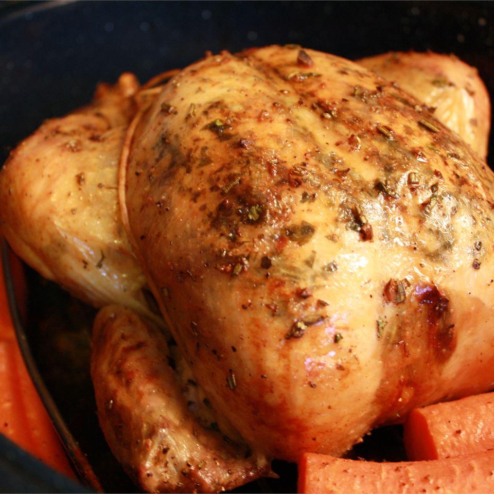 Roast Chicken with Rosemary TTV78
