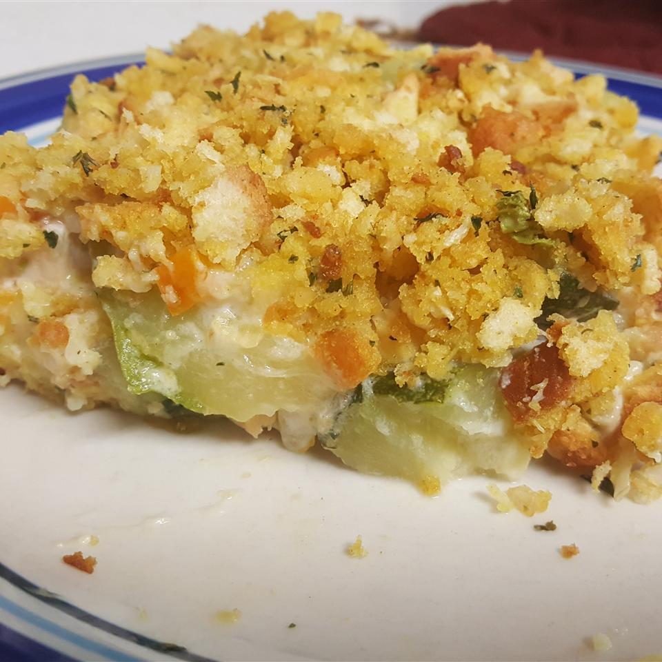 Summer Zucchini Casserole