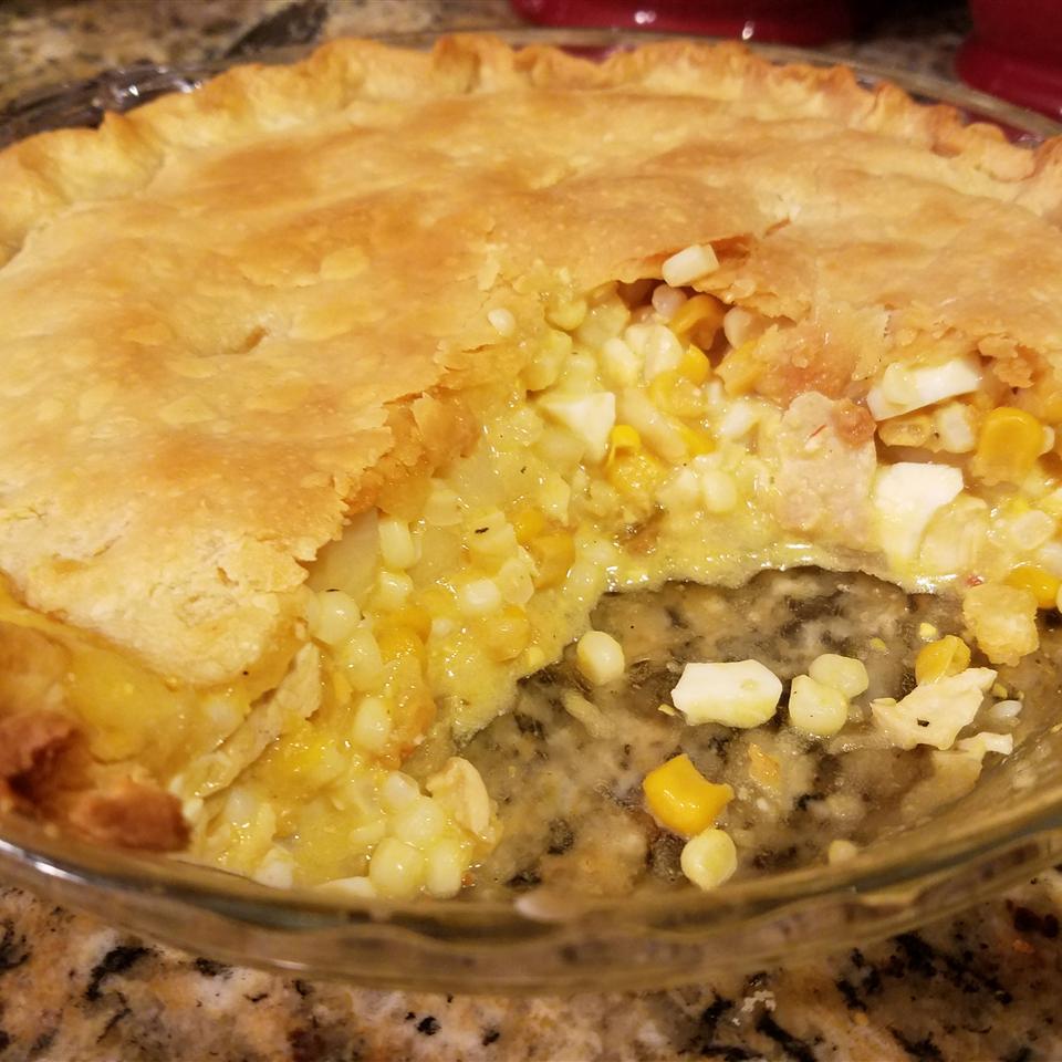 Pennsylvania Dutch Corn Pie 1moore