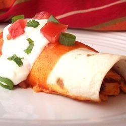 Fiesta Chicken Enchiladas Philadelphia