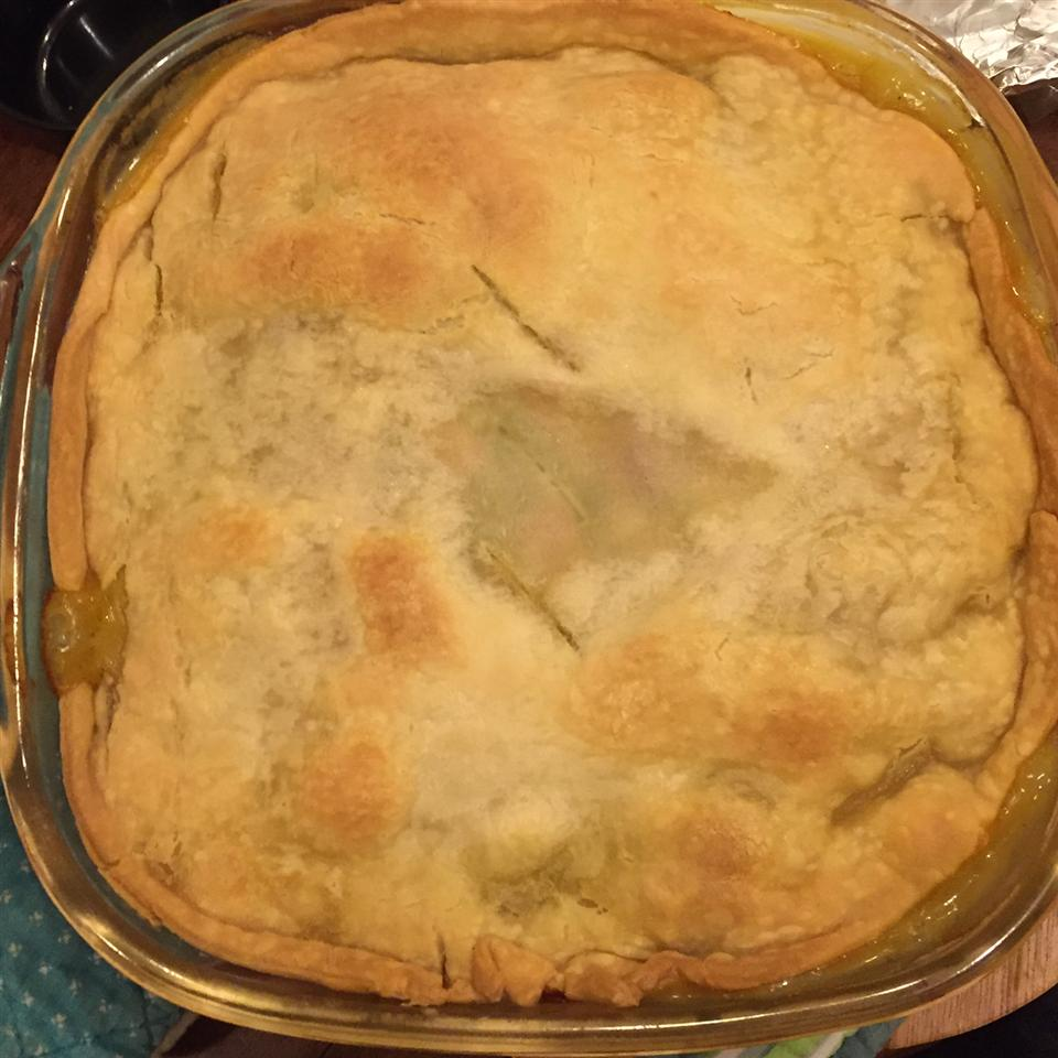 Luscious Chicken Pot Pie Atira