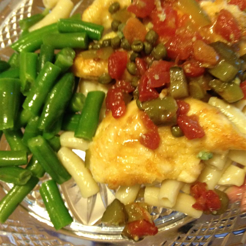 Quick and Easy Chicken Piquant Jim G