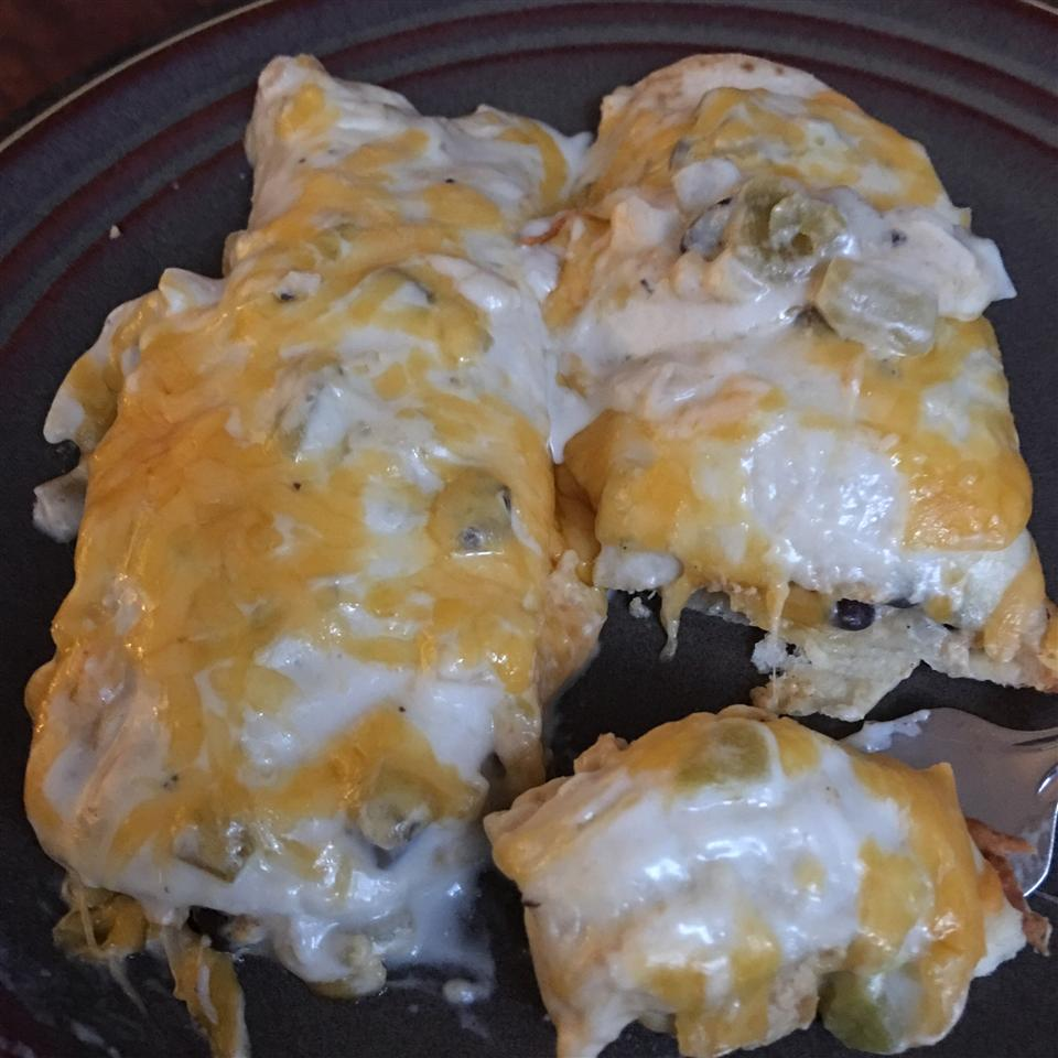 Chicken Enchiladas II Tracy