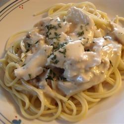 Slow Cooker Italian Chicken Alfredo Carmen Gonzales