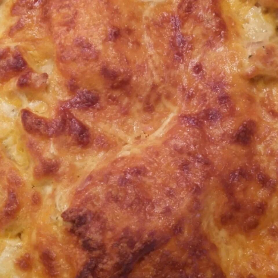 Julie's Cheesy Chicken Lasagna Joan Gerland Crabtree