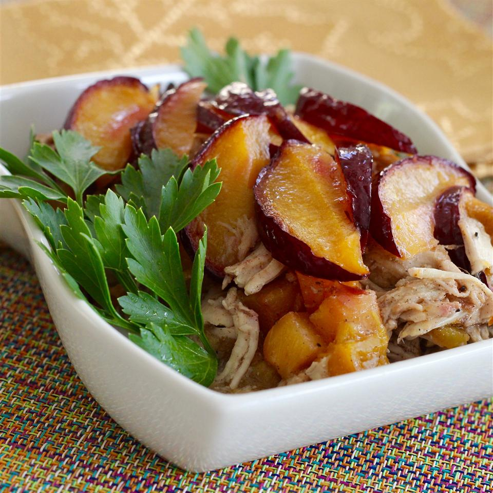 Chicken Plum Pie HongKongCV