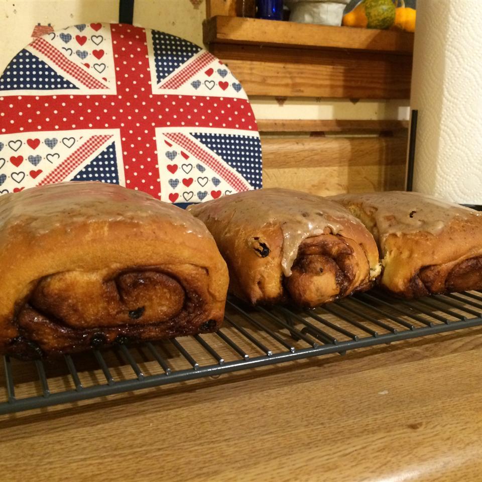 Cinnamon Raisin Swirl Bread Smokeyja