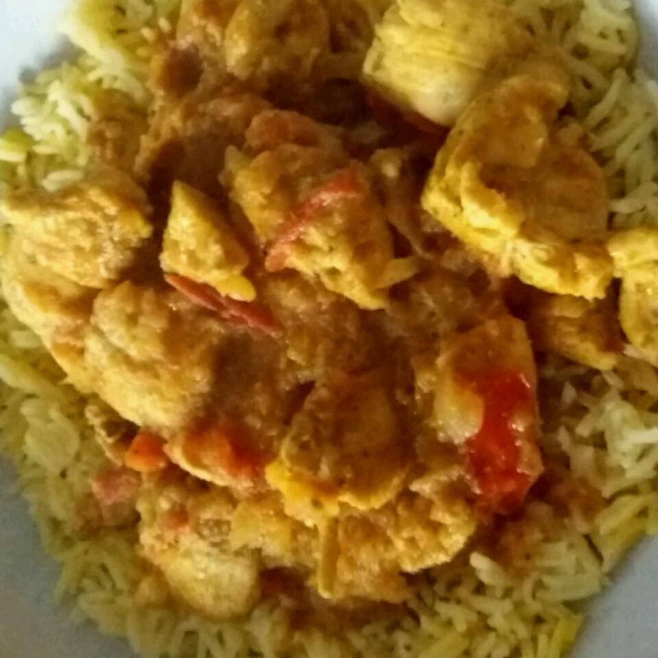 Burmese Chicken Curry Maggs57