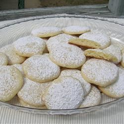 Key Lime Cookies I