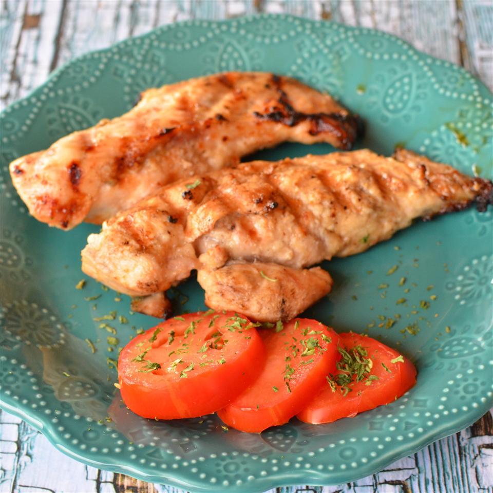 Marinated Grilled Chicken II Lela