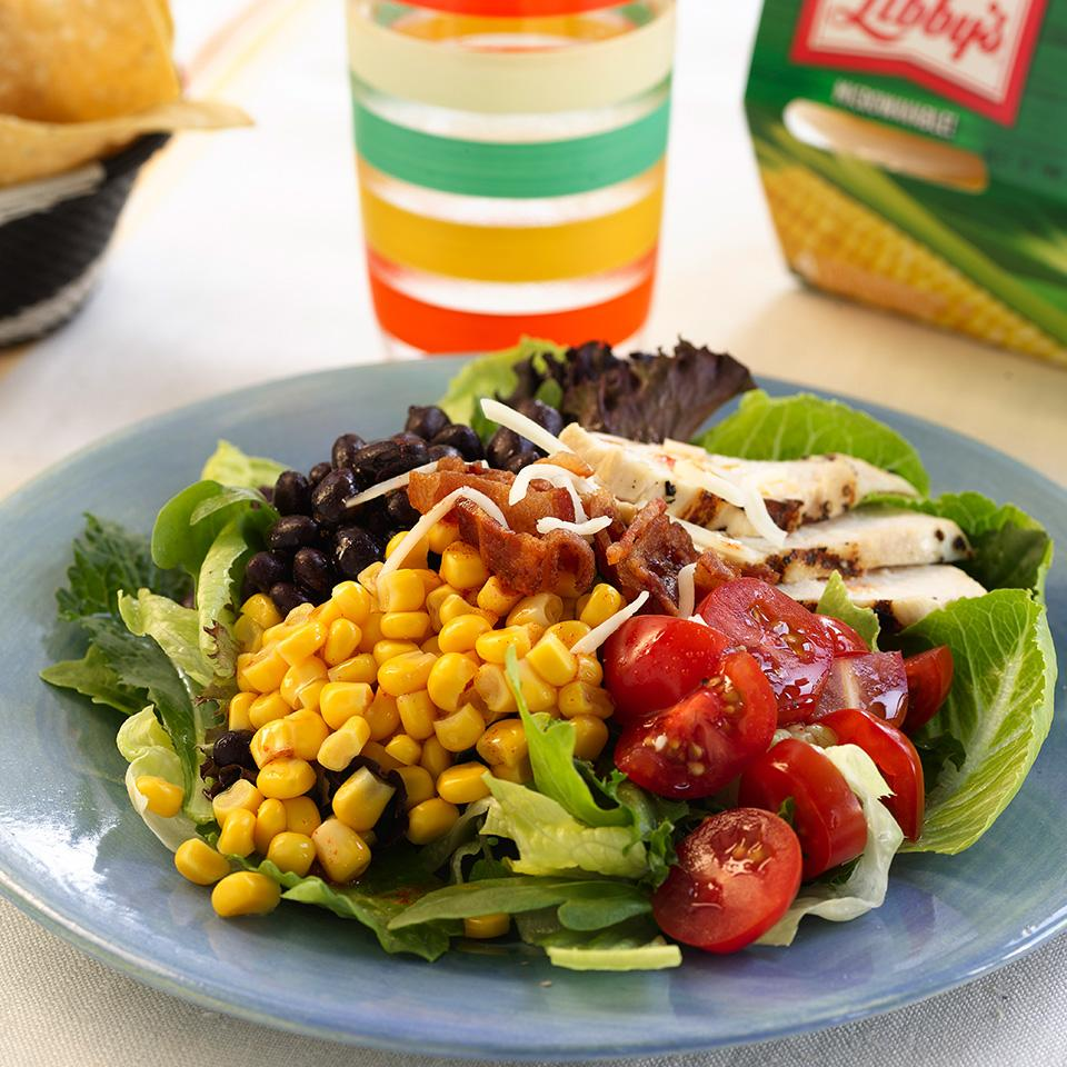 Mexican Chicken and Corn Salad Allrecipes Trusted Brands