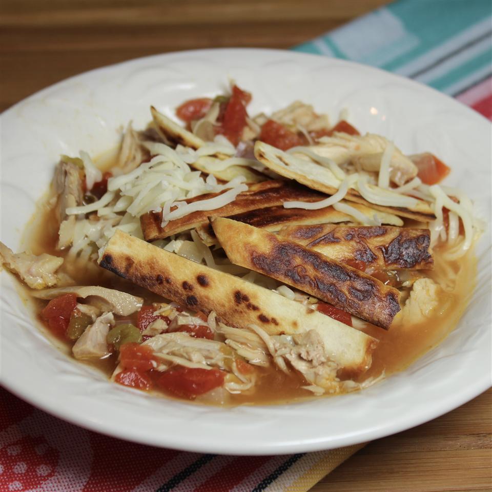 Tortilla Soup II Paula