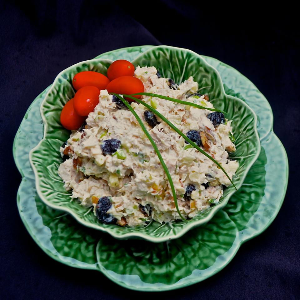 Rachel's Cranberry Chicken Salad Bibi
