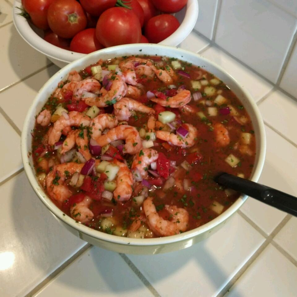 Shrimp Gazpacho