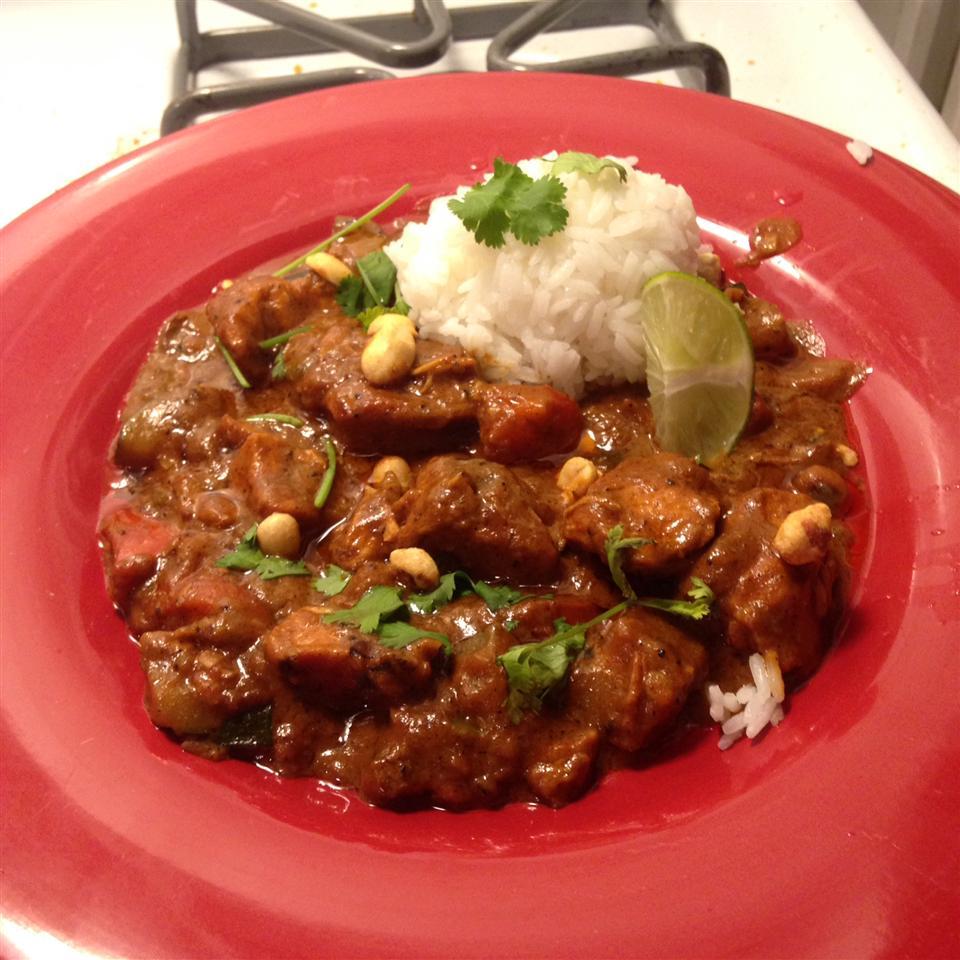 Chef John's Peanut Curry Chicken bhamilton9251