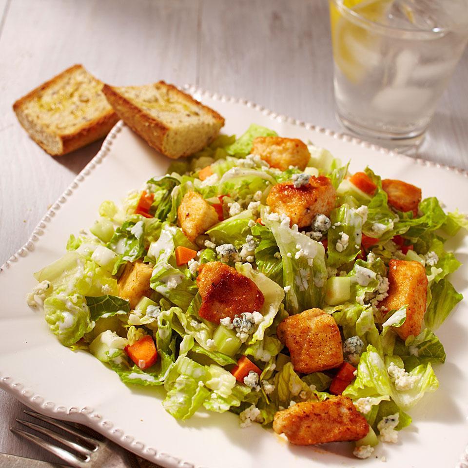 Buffalo Chicken Salad David Bonom