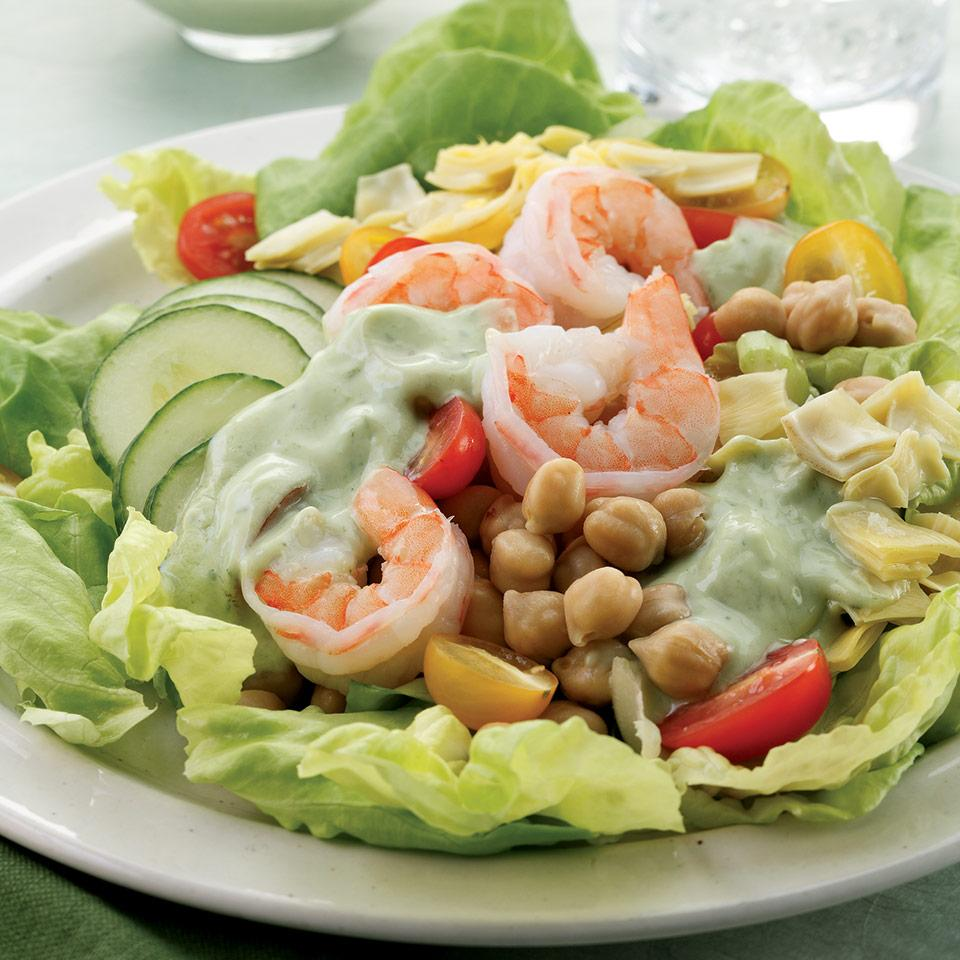 Green Goddess Salad EatingWell Test Kitchen