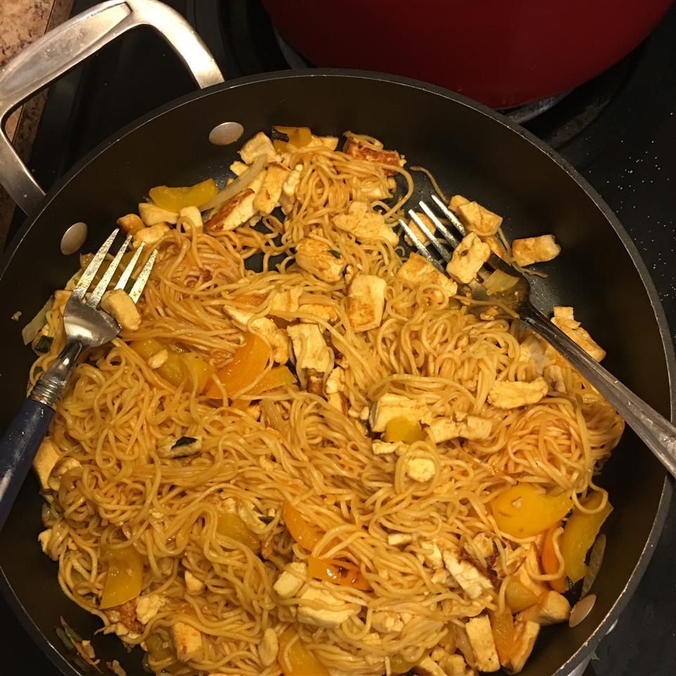 Quick Tofu Stir Fry Kan Singh