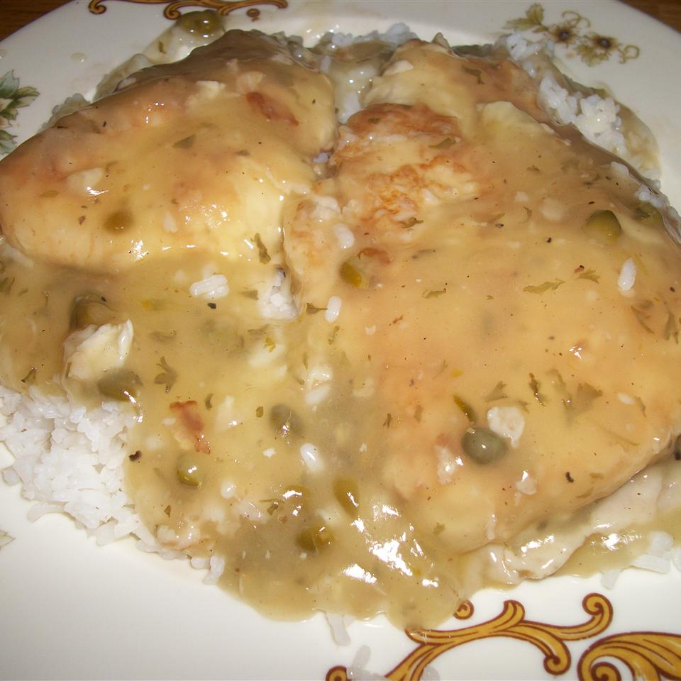 Delicious Easy Chicken Francese