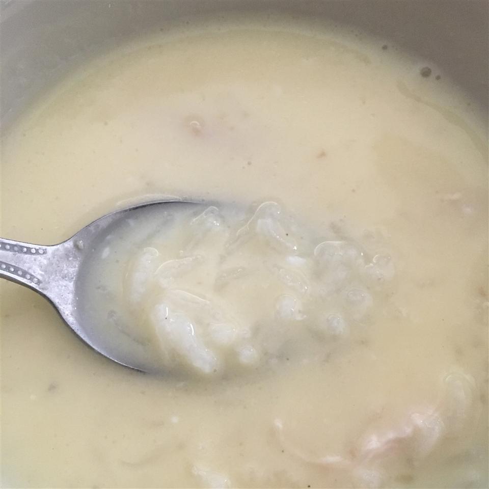 Greek Avgolemono Chicken Soup Patricia Zdanowski