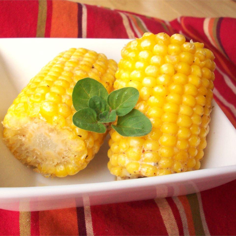 Tasty BBQ Corn on the Cob