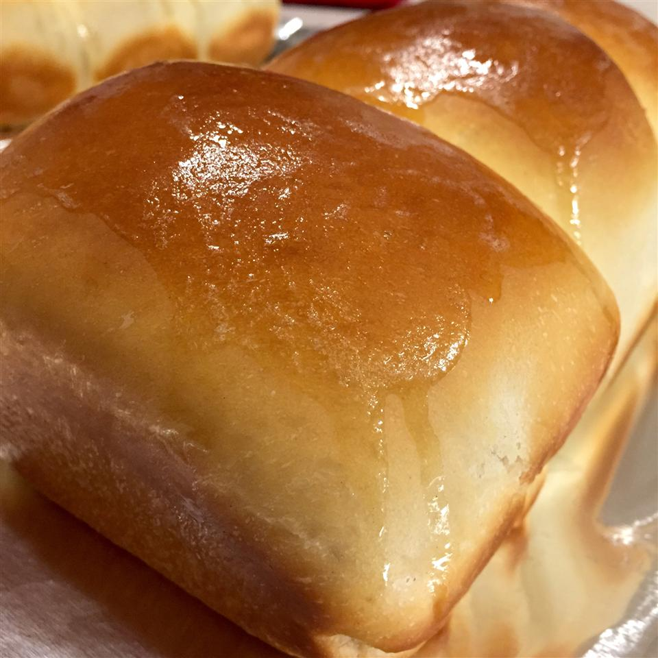 Asian Water Roux White Bread