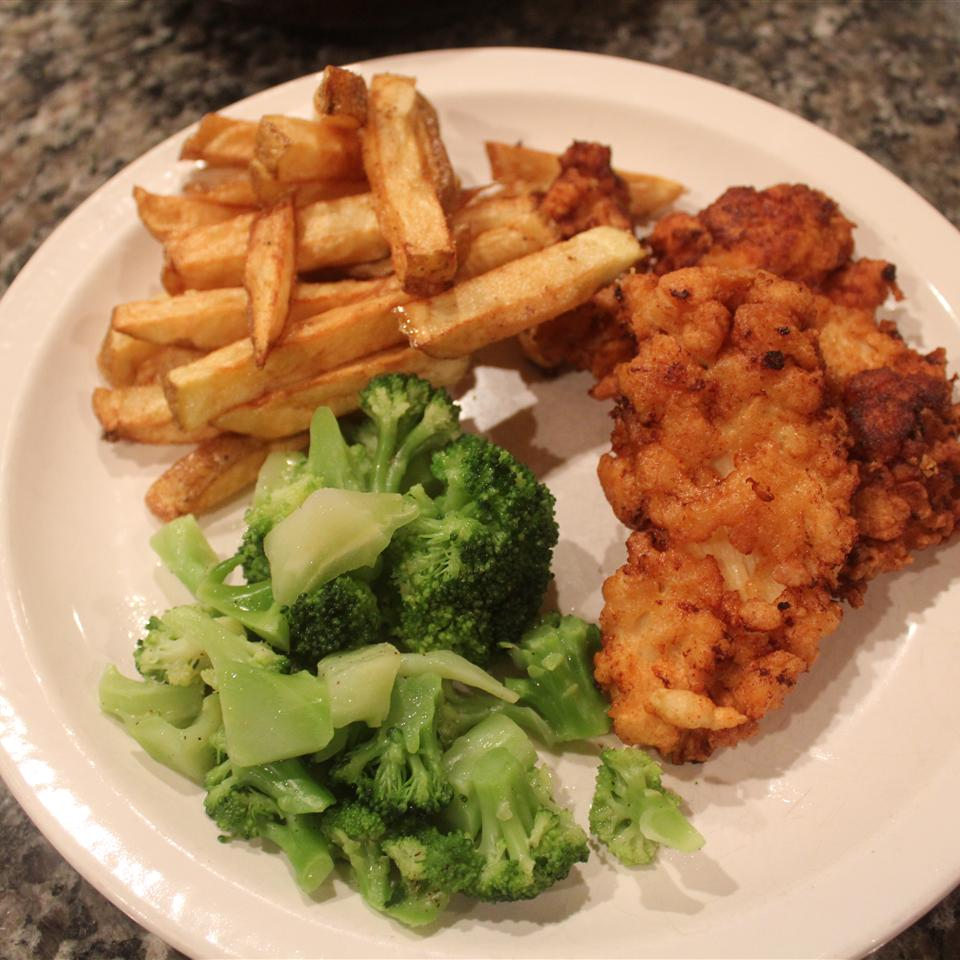 Southern-Style Buttermilk Fried Chicken Lisa Whitlock