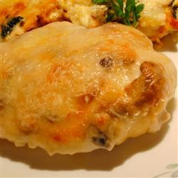 Swiss Chicken Bake